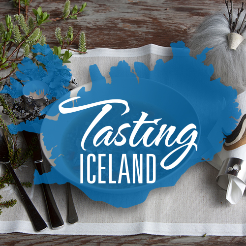 Tasting Iceland Project