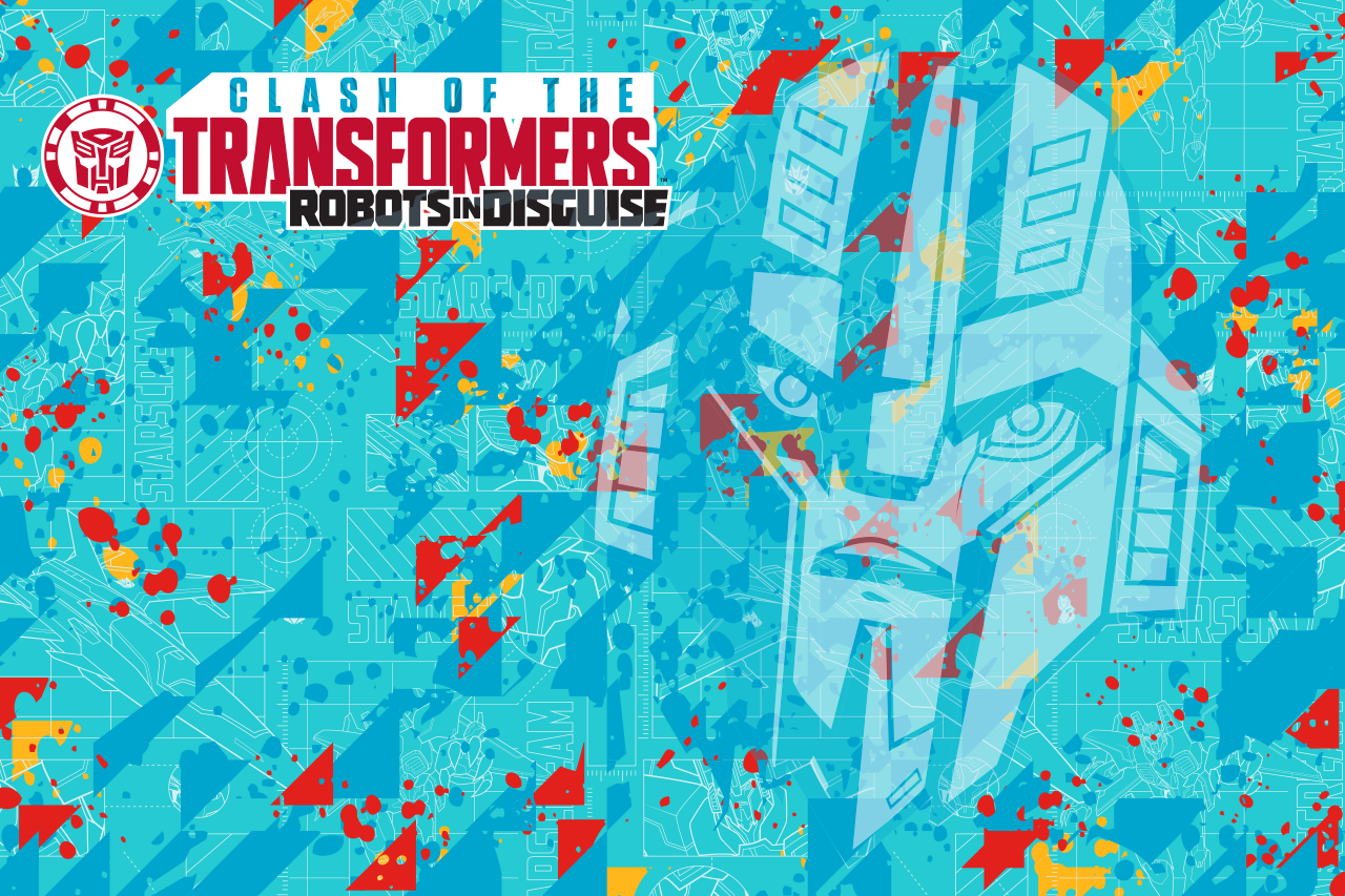RID Clash of the Transformers